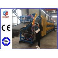 Wholesale Full Automatic Rubber Sheet Cooling Machine , 380/50Hz Rubber Batch Off Machine from china suppliers