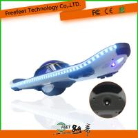 Buy cheap Electric Scooter Hoverboard With Bluetooth Remote 6.5 Inch Blue Skateboard For Adult from wholesalers