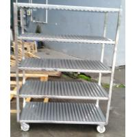 Wholesale Full 304 Stainless Steel Trolley With Square Tube Thickness 1.0mm Slideable Available from china suppliers