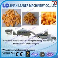 Wholesale Fried wheat flour snacks processing machinery from china suppliers