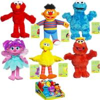Wholesale Sesame street family Collection Plush Toys from china suppliers