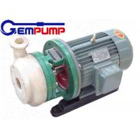 Wholesale FSB horizontal fluorine plastic chemical pump for alkali / rare earth / pesticide industry pump from china suppliers