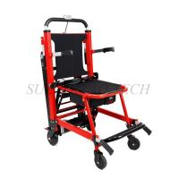 Buy cheap Motorized Electric Wheelchairs Chair Stair Climber Electric Evacuation lift ST-112 from wholesalers