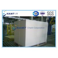 Wholesale Chaint Pallet Handling Systems With Chain Conveyor ISO Certification from china suppliers