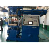 Wholesale PLC Control Rubber Moulding Press Machine , Low Noise Rubber Injection Machine from china suppliers