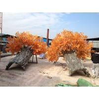 Wholesale Professional factory simulation maple tree/Artificial maple Tree from china suppliers