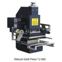 Wholesale TJ-368 Manual Stamping Machine from china suppliers