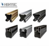 Wholesale Steel Polished Aluminum Alloy Window Extrusion Profiles With Fininished Machining from china suppliers