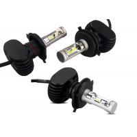 Wholesale Auto Styling S1 H4 9003 HB2 Led Head Lamp 50W LED Headlights 8000LM Car Lamp 6500K Auto Bulb from china suppliers