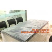 Quality plastic disposable cover sheet to protect the furniture, Plastic protective drop for sale