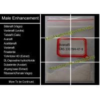 Wholesale Male Sex Hormone Powder Avanafil Steroid Sexual Enhancement Ingredients CAS 330784-47-9 from china suppliers