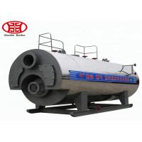 China Movable Industrial Gas / Diesel Steam Boiler For Concrete Curing Industry for sale