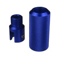 Wholesale DB TAC Sound Forwarder 3/4×16 Thread Combo With Muzzle Brake Ruger 1022 Adapter Blue Color from china suppliers