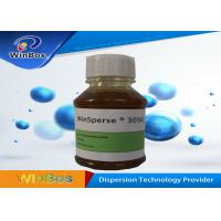 Wholesale Brownish Ink Dispersant WinSperse 3050 For Press Gravure Ink Offset Printing Ink from china suppliers