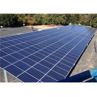 Wholesale Galvanized Steel PV Carport Solar Systems 1.4KN/M2 Max Snow Load Galvanized Surface from china suppliers
