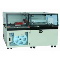 China sealing shrink wrapping machine With  Tunnel heat shrinkage wrapper for sale