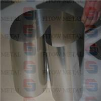 Quality R04210-2/RO4261-4 niobium strips /foils with best price for sale