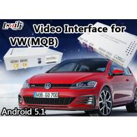 China Android 5.1 Multimedia Video Interface for VW Golf 72014-2017with Mirrorlink GPS Navigation on sale