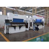 Wholesale 110 Ton X 10' CNC 6-Axis Hydraulic Press Brake with DELEM DA66T CNC Controller from china suppliers