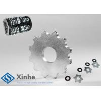 Buy cheap 12 Pt Edco Scarifier Parts Stars And Tungsten Multi-Tip Tooling Cutters Assembly from wholesalers