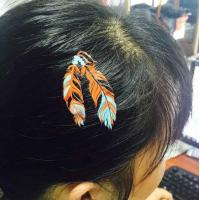 Wholesale 2015 Gorgeous shiny decorative hair temporary tattoo, hair decoration, hair accessory from china suppliers
