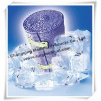 China Icewarp Cold Elastic Blue Medical Bandage For Emergency / First Aid Support on sale