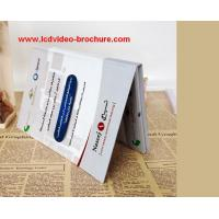 Wholesale Digital Business Card / Video Direct Mail With Hard Cover / Multi -Pages / Languages from china suppliers