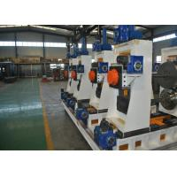 Wholesale High Efficiency Metal Pipe Welding Machine / Square Pipe Making Machine from china suppliers