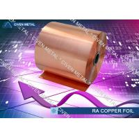 China 1oz 1290mm Civen FCCL Electrolytic Copper Foil For Conduct Electricity on sale