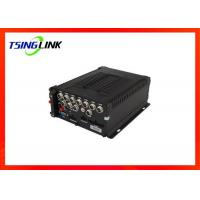Wholesale Wireless 8 Channel Mobile NVR , 4G DVR Video Recorder For Car Bus from china suppliers