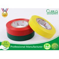 Wholesale Multi Colored PVC Electrical Tape Heat Resistant Acrylic Adesive from china suppliers