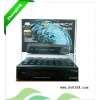 China Original satellite Receptor Azamerica S1001 Az america s1001 hd iks sks nagra 3 decoder for South America on sale