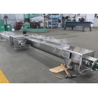 China ODM SS316L Automatic Bag Slitter With Screw Feeders on sale