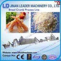 Wholesale LD Bread crumb process line machines can be design for clients from china suppliers
