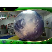 Wholesale Attractive Outdoor Planet Moon Inflatable Advertising Balloons for Decoration from china suppliers