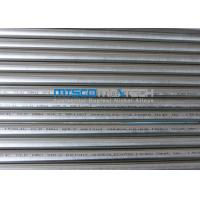 Wholesale TP304 / 1.4301 ASTM A269 Stainless Steel Round Tube 14 / 16 / 18SWG , PE End Cut from china suppliers