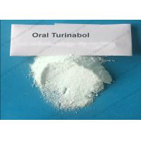 Wholesale 99.5% Purity Oral Turinabol 4-Chlorodehydromethyltestosterone Body Building Steroids CAS 2446-23-3 from china suppliers