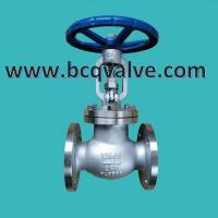 Quality JIS/KS 10K FLANGED STAINLESS STEEL CF8 GLOBE VALVE for sale