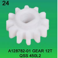 Wholesale A128782-01 GEAR TEETH-12 FOR NORITSU qsf450L2 minilab from china suppliers