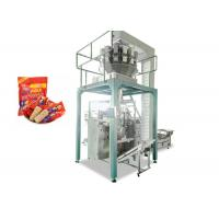 Wholesale Vertical Oats Chocolate Sachet Packing Machine Full Automatic 2.2kw from china suppliers