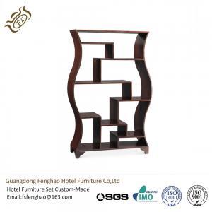 China Ark Hotel Lobby Locker Decorative Folding Screens And Room Dividers on sale