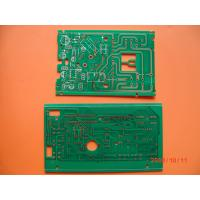 Wholesale Green Computer 1 Layer PCB Single Sided Circuit Board Manufacturers from china suppliers
