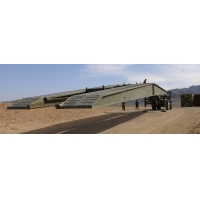 Wholesale Iron 3.3m Width Mechanized Bridge For Emergency from china suppliers