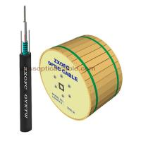 Wholesale Duct Aerial Direct Burial Fiber Optic Cable Single Mode GYXTW 4 6 8 12 Core from china suppliers