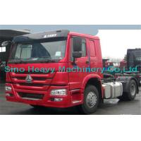 Wholesale SINOTRUK 420HP Prime Mover Truck 4X2 for Transport , 60 Ton Manual Truck , The Real Helper from china suppliers
