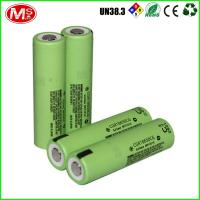 Wholesale CGR18650CG 18650 Lithium Polymer Battery 2200mAh High Rate Charge / Discharge from china suppliers