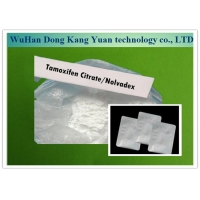 Wholesale 99% Purity Tamoxifen Citrate / Nolvadex Powder CAS 54965-24-1 For Anti Estrogen from china suppliers