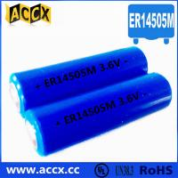 Wholesale ER14505M 3.6V 2000mAh AA size from china suppliers