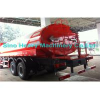 Wholesale SINOTRUK  371 hp Water / Oil Tanker Truck EUROII/III RHD OR LHD With Pump And Pipe 16000L-25000L from china suppliers