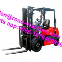 Wholesale HELI Brand CPD20S Chinese / Japan Engine 2 Ton Electric Forklift 3 Wheel Forklift from china suppliers